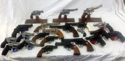 Mandeville LA Revolvers